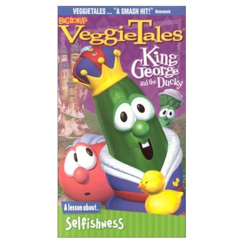 King George and the Ducky: A Lesson about Selfishness [VHS] ()
