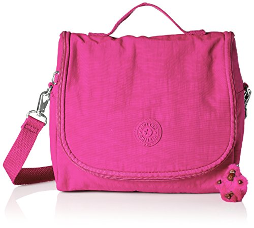 Kipling Women's Kichirou Solid Lunch Bag, Very Very Berry