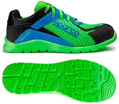 Verde//Blu Sparco S0751744VFAZ 0751744VFAZ 44