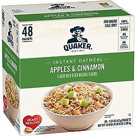 Quaker Instant Oatmeal, L...