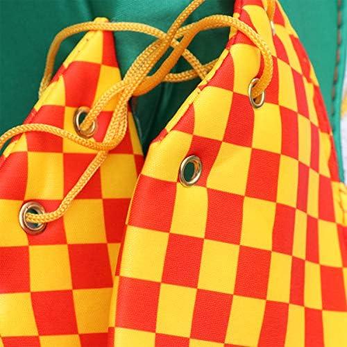 FENICAL Zapatos de payaso Halloween Disfraz de payaso Calzado ...