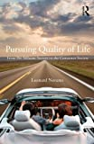 Pursuing Quality of Life, Leonard Nevarez, 0415890136