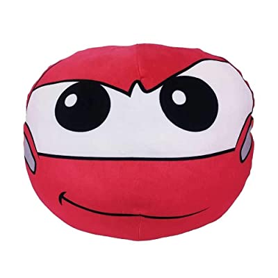 "Cars Lightning McQueen Cloud Pillow, 14"": Home & Kitchen"