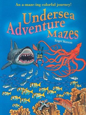 Download Undersea Adventure Mazes pdf epub