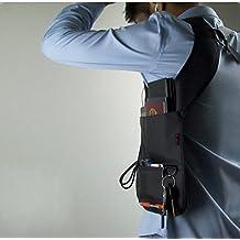 New Novelty Black Safe Anti-Theft Sport Vest Hidden Underarm Shoulder bag Inspector FBI Holster Phone Case Card Bag Wallet Pocket