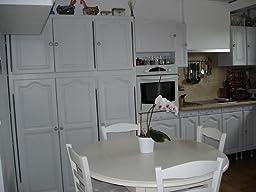 Lot de 8 boutons de porte placard tiroir meuble c ramique - Bouton de porte de cuisine ...