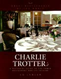 Charlie Trotter's Pictorial Guide to Restaurants, Edmund Lawler, 0867308036