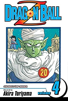Dragon Ball Z Vol 4 Toriyama Akira Toriyama Akira 0782009117735 Amazon Com Books