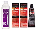LOreal Hicolor Hilights for Dark Hair Only Magenta