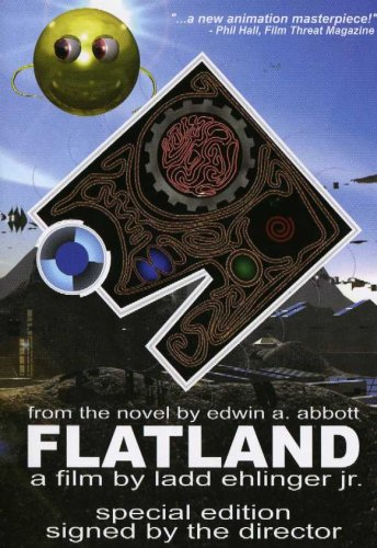 Flatland: Special Edition Signed by the Director