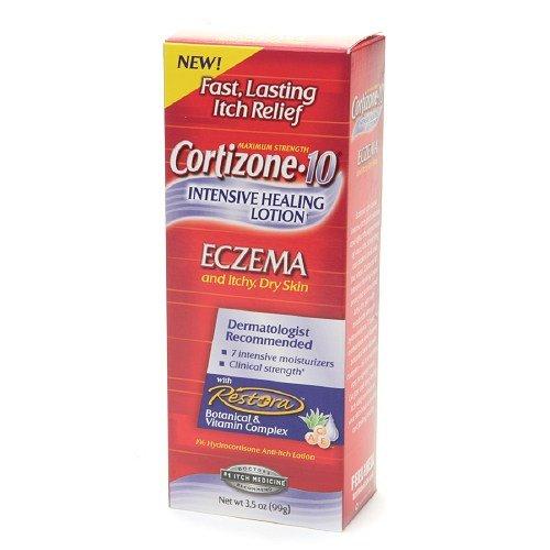 Cortizone 10 Intensive Healing Lotion 3.5 oz / 99 g