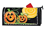 Studio M Outdoor Mailbox Cover MailWrap - Halloween is Here