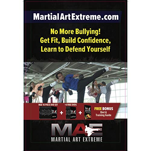 Martial Art Extreme (Best Martial Arts Training Videos)