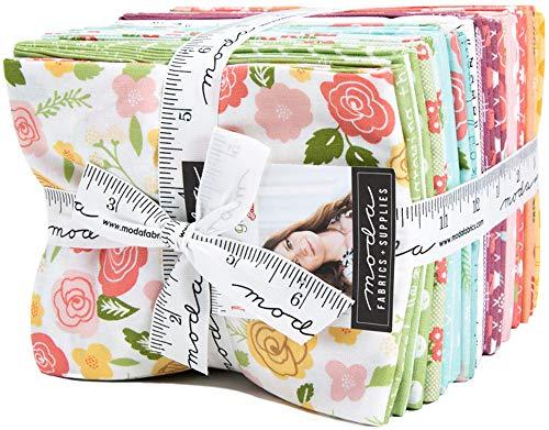 Lollipop Garden 32 Fat Quarter Bundle by Lella Boutique for Moda Fabrics
