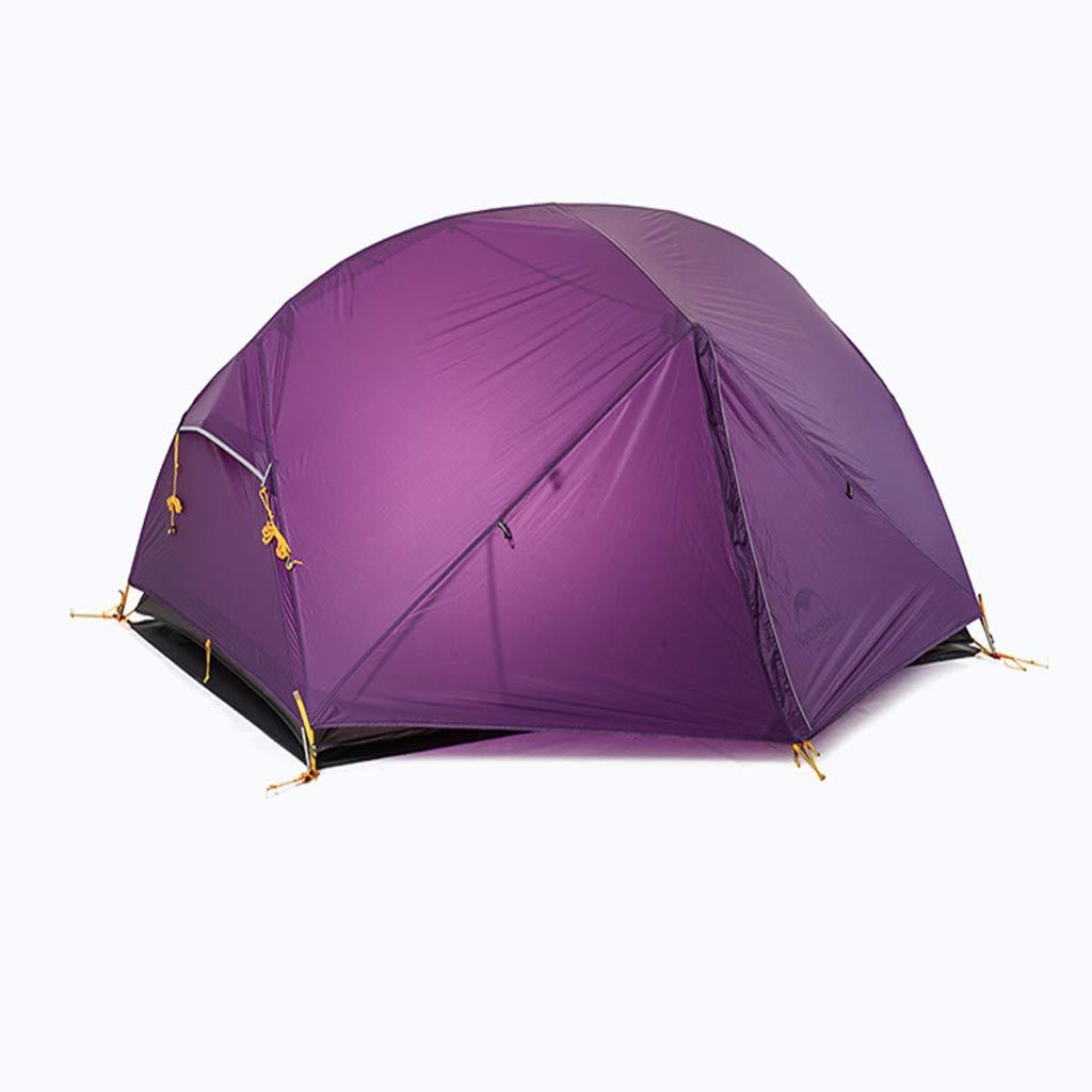 LYX Außenzelt Doppeltes Zelt Im Freien, Das Im Freienzeltprodukte des Campingzeltes Wandert Camping Reisen