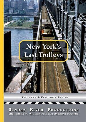 Brooklyn Trolley - New York's Last Trolleys, Brooklyn, Queens, NYC [DVD] [2008]