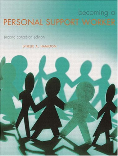 Becoming a Personal Support Worker