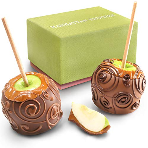 Manhattan Fruitier Belgian Chocolate and Organic Apple...