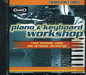 MAGIX ENTERTAINMENT Piano & Keyboard Workshop