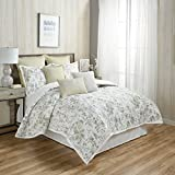 Beautyrest Laurel 4-Piece Comforter Set, Queen, Multi
