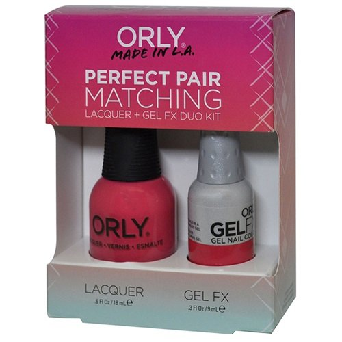 Lola Chip (Orly Perfect Pair Matching Lacquer and Gel Duo Kit, Lola)