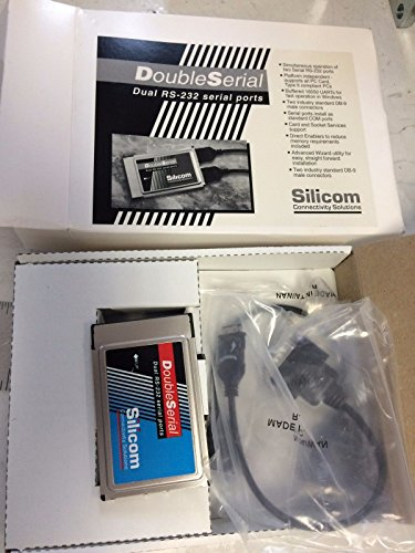 New Silicom Dual Rs 232 Serial Ports Ds Double Serial Rs 232 Serial Ports  Room3