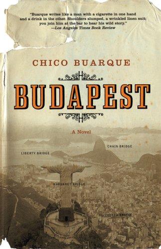 Budapest: A Novel