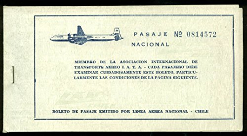 lan-chile-airlines-airline-ticket-flown-osorno-cerrillos-1960