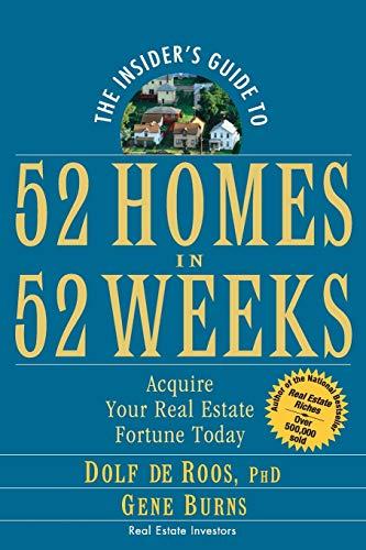 52 Homes In 52 Weeks