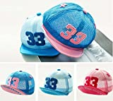 Blue Fashion Sunhat Great Gift for Baby Foldable