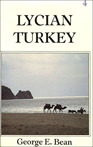 Lycian Turkey (The Classic Guides to Turkey, 4)