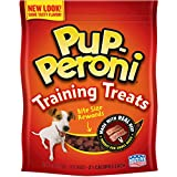 Pup-Peroni Training Treat with Real Beef for Dogs, 5.6-Ounce, 8-Pack
