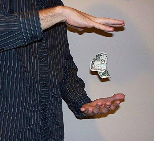 Magician's Invisible Thread 45 Feet (15 ft x 3 reels) for Real Magic - Invisible Magicians Thread