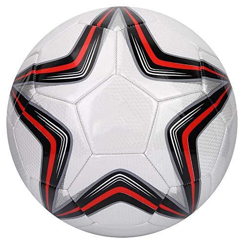 Hoseten Balón de fútbol, Mini balón de fútbol Resistente y Ligero, Entrenamiento para la diversión del Principiante