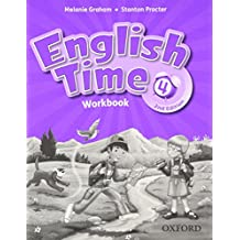 English Time: 4 Workbook