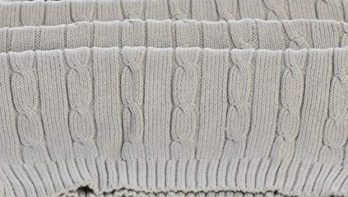 b12a9c5f4f423 Gioberti Boy s V-Neck Cable Knit Sweater Vest