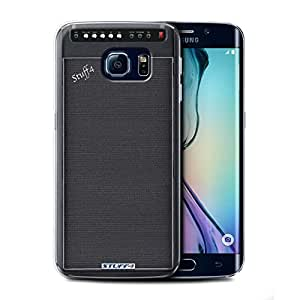 STUFF4 Phone Case / Cover for Samsung Galaxy S6 Edge / Amp/Amplifier Design / Speaker Design Collection
