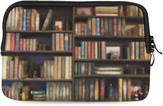 Muchos Libros Antiguos en estantería en la Biblioteca iPad ...