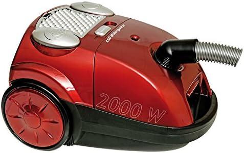 Orbegozo - Aspirador Sin Bolsa Ap7000, 2000W, Rojo, Filtro Hepa ...