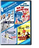 4 Film Favorites: Gene Kelly (For Me and My Gal, Invitation to the Dance (1956), On the Town (Sinatra Tribute), Summer Stock) by Warner Home Video