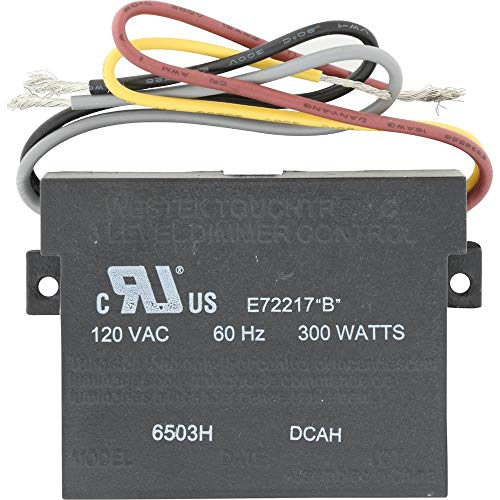 lamp touch control module - 3