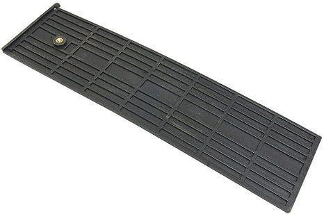 Gleitplatte hinten f/ür Holzspalter ASP 10 TS//ASP 10 TS//ASP 12 TS ATIKA Ersatzteil