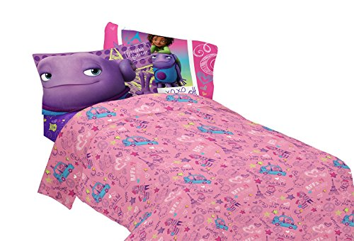 Dreamworks Home My BFF Forever Sheet Set, Twin by Dreamworks