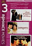 Four Weddings and a Funeral / Impromptu / Something