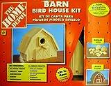 : Home Depot Jr. Helper Wood Shop Set Easy Bolt Barn Birdhouse