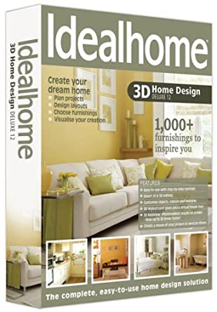 Ideal Home 3D Design Deluxe 12
