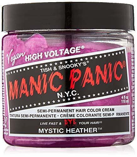 Manic Panic Classic Creme Hair Color Mystic Heather