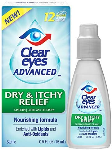 Clear Eyes Advanced Itchy Relief product image