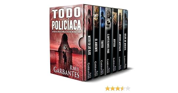 Todo Policíaca: Los mejores libros en español de detectives, misterios y crimen (Spanish Edition)
