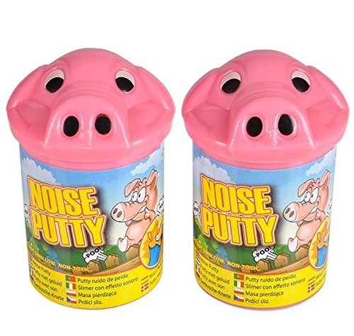 3.75'' PIG NOISE PUTTY, Case of 144